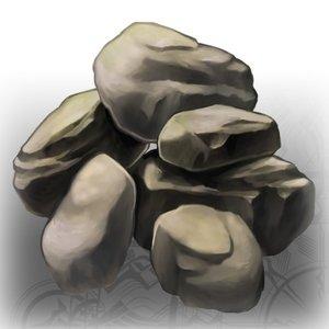 アーケイン輝石材